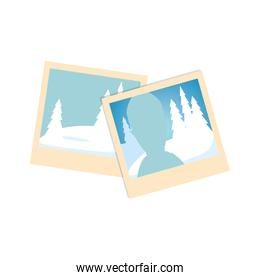 pictures photography isolated icon