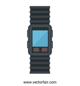 smart watch isolated icon