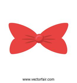 cute bowntie ribbon icon