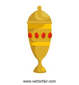 cup chalice isolated icon