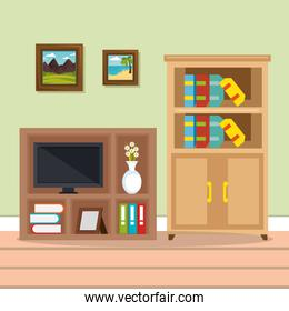 television room place house