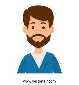 surgeon doctor professional avatar character