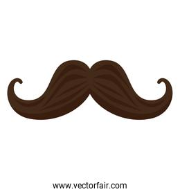 mustache hipster style accessory