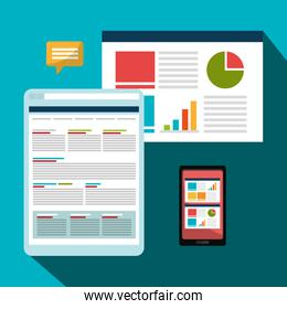 Digital marketing and business