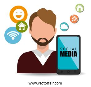 Social media and technology