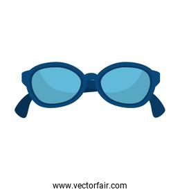 reading glasses isolated icon