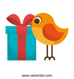 happy merry christmas gift card