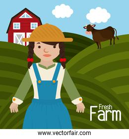 Farm nature and lifestyle