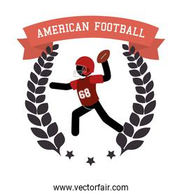 American Football sport game
