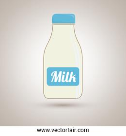 milk bottle design