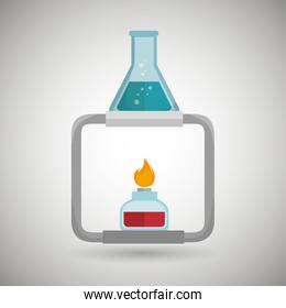 burner tube lab chemistry