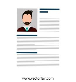 Business Curriculum Vitae or CV
