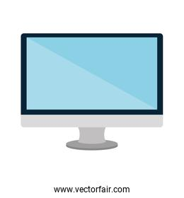 Technology electronic device isolated icon.