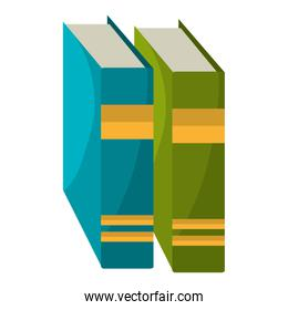 Education and books graphic design