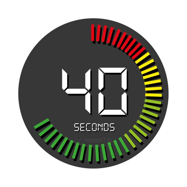 Time and clock theme design, vector illustration.