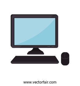 monitor pc computer device technology electronic