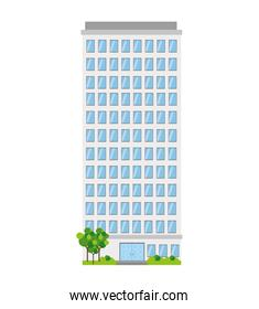 building business tower