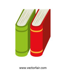 book stack education read