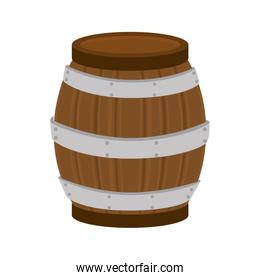 wooden barrel drink