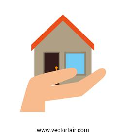 house home property hand