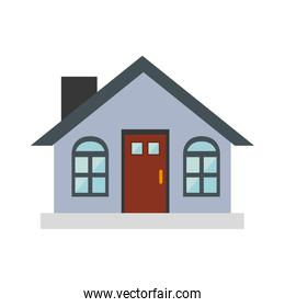 house building property