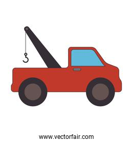truck tow service