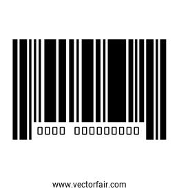 barcode with serial number