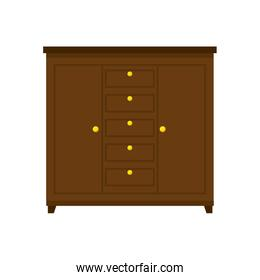chest of drawers wooden