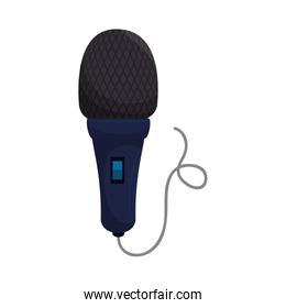 microphone with cord