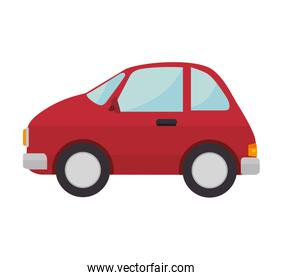 red car vehicle