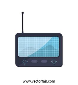 isolated portable control digital screen