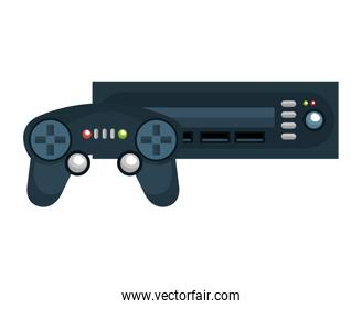 video game console and control