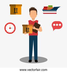 fast shipping design