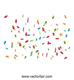 confetti paper splash icon