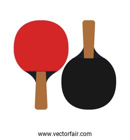ping pong rackets sport icon