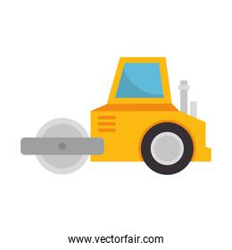 construction machinery isolated icon