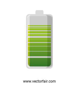eco battery isolated icon