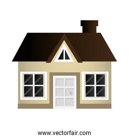 home house silhouette icon