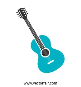 isolated guitar acoustic instrument musical