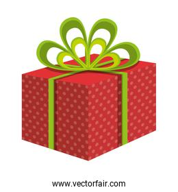 merry christmas gift celebration