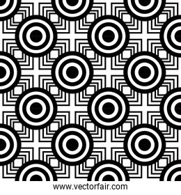 abstract figures pattern background