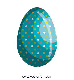 easter egg paint decoration