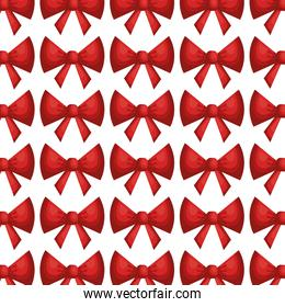 bow ribbon pattern decoration