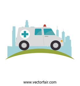 ambulance emergency vehicle icon