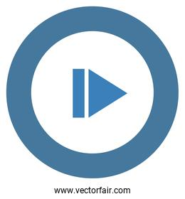 media player button icon