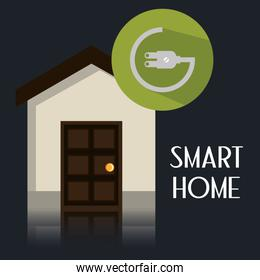 smart house with energy power service