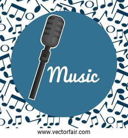 microphone concert musical icon