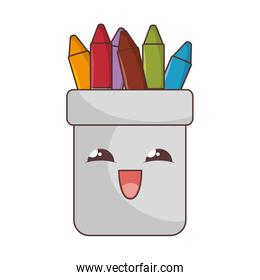 pencil holders comic character
