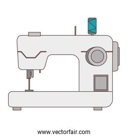 sewing machine isolated icon