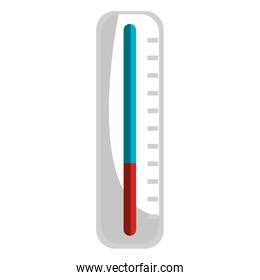medical thermometer isolated icon